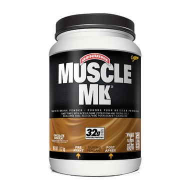 Learn about Protein Supplement and how much your body needs with Muscle MLK Canada