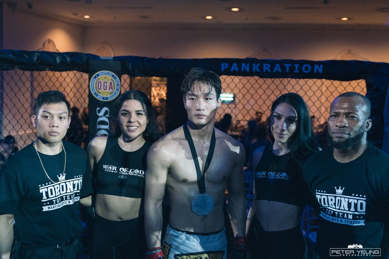 War of God's Results and Photo Gallery from Brampton, Ontario