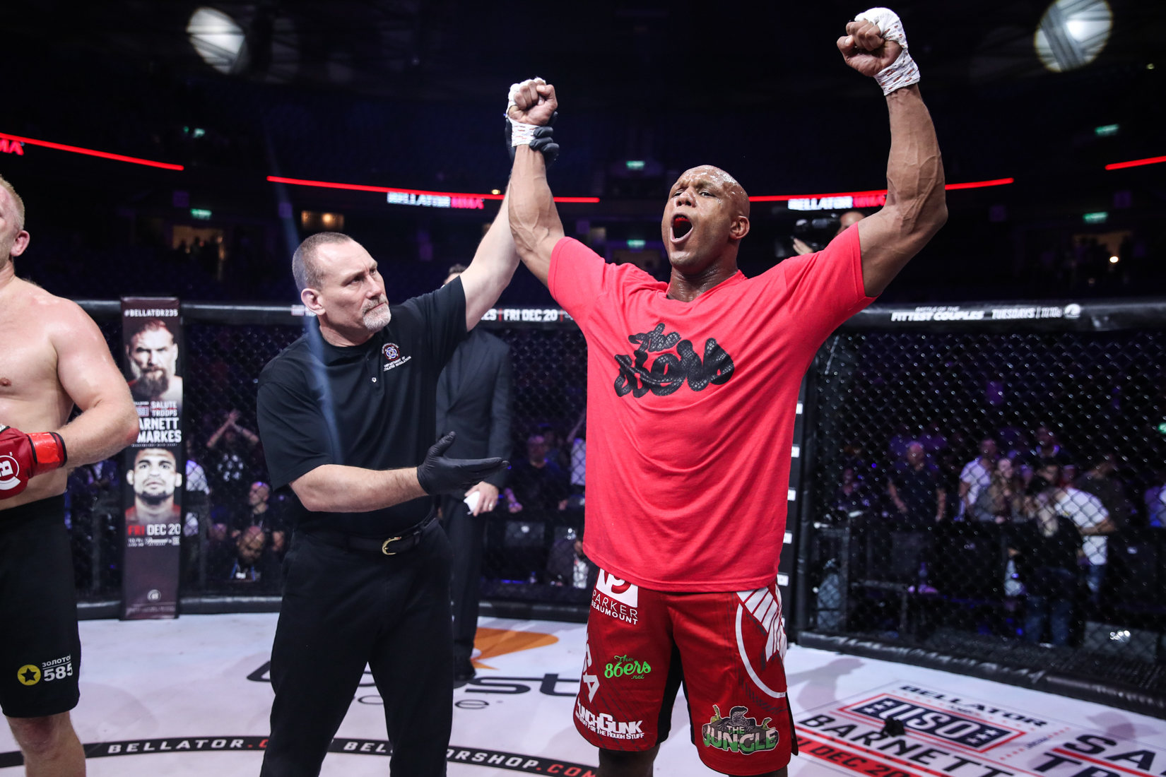 Full Results & Photos for Bellator 234: Kharitonov vs. Vassell
