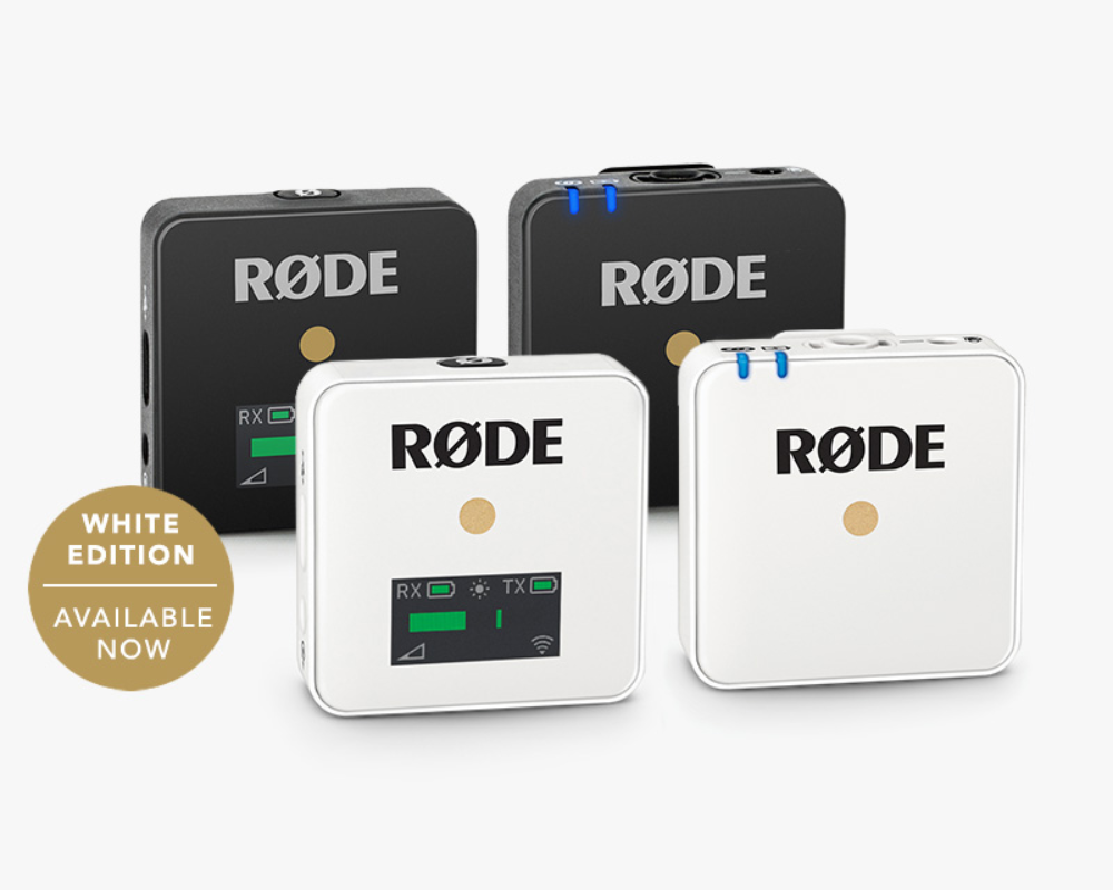 Elevate Your Audio With RODE Wireless Go and VideoMic Pro+